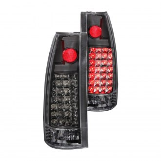 Anzo® - Black G2 LED Tail Lights