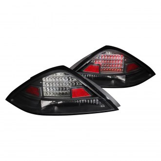 Anzo Black Led Tail Lights