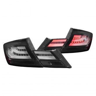 2014 Honda Civic Custom Amp Factory Tail Lights Carid Com
