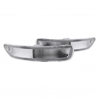 Anzo® - Chrome Crystal Turn Signal / Parking Lights