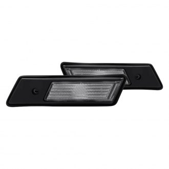 Anzo® - Black Euro Side Marker Lights