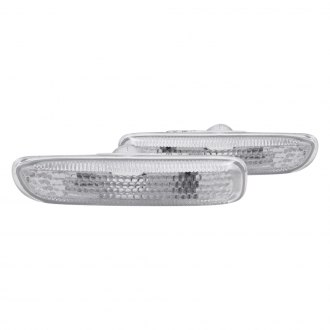 Anzo® - Chrome Factory Style Side Marker Lights