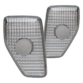 Anzo® - Chrome Euro Side Marker Lights