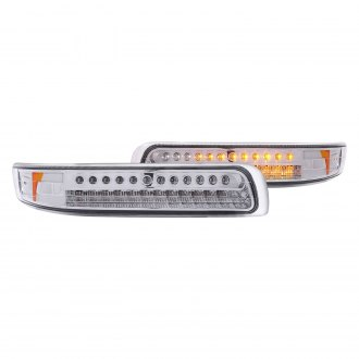 Anzo® - Chrome LED Turn Signal / Parking Lights