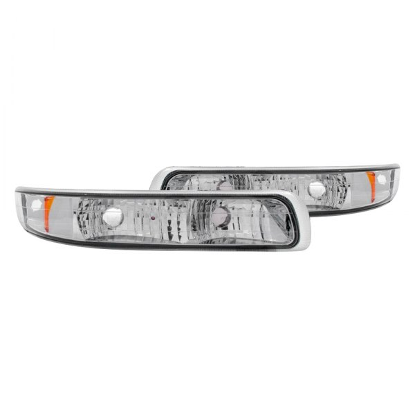 ANZO USA 511064 Euro Clear Lens Front Turn Signal//Parking Lights
