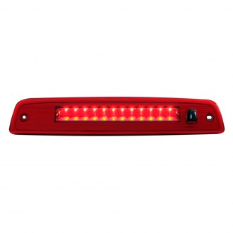 Anzo® - Chrome/Red LED 3rd Brake Light