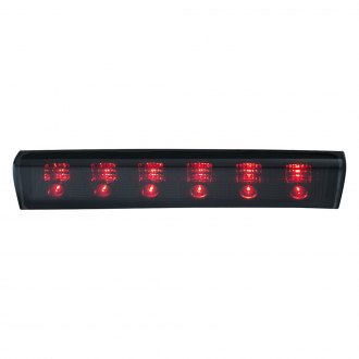 Anzo® - Chrome/Smoke B-Series LED 3rd Brake Light