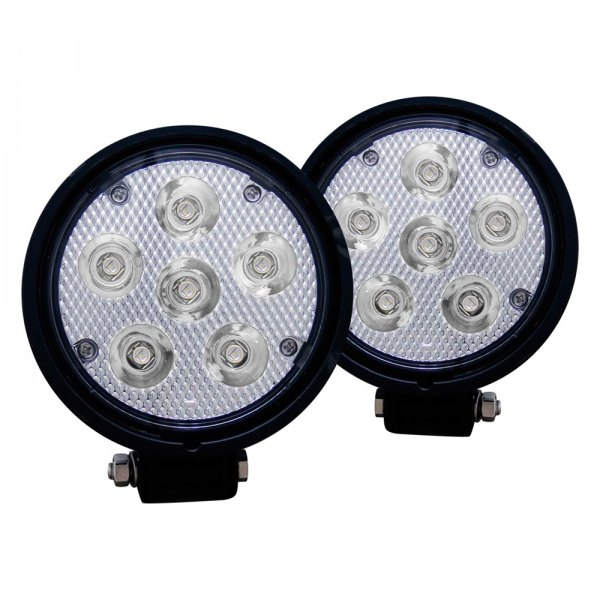 "Anzo® - 4.5"" Round LED Fog Lights"