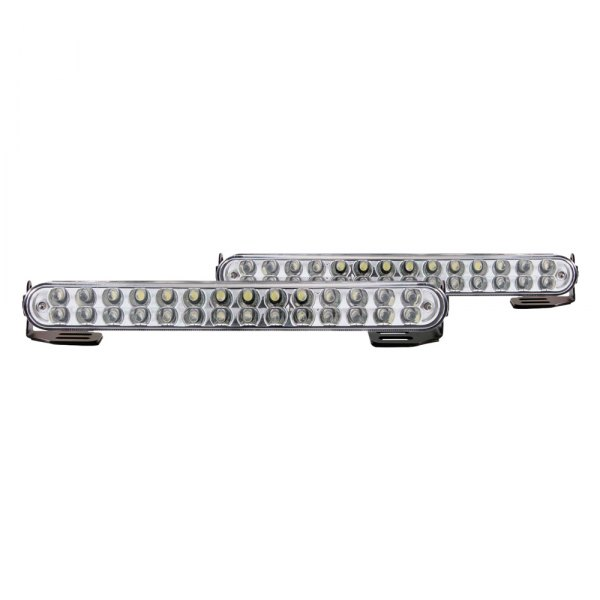 Anzo® - Clear LED Daytime Running Lights