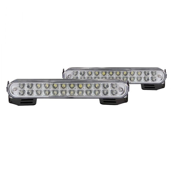 Anzo® - 6.5'' Clear LED Daytime Running Lights
