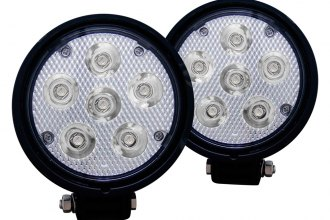 Anzo® - 4.5'' Round LED Fog Light Assembly