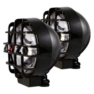 Anzo® - 6'' Black Offroad/Racing Lamp