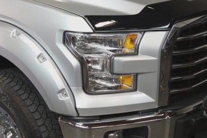 Anzo Switchback U Bar Projector Led Headlights For Ford F