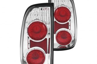 Anzo® - Clear Euro Tail Lights