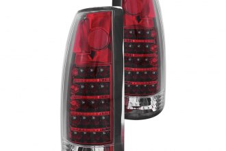 Anzo® - Red LED Tail Lights