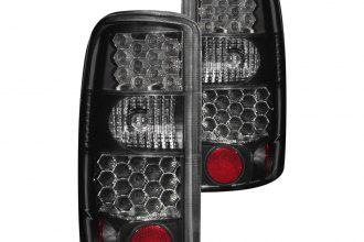 Anzo® - Dark Smoke LED Tail Lights