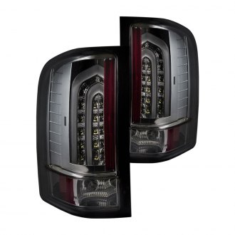 Anzo® - Smoke LED Tail Lights G2