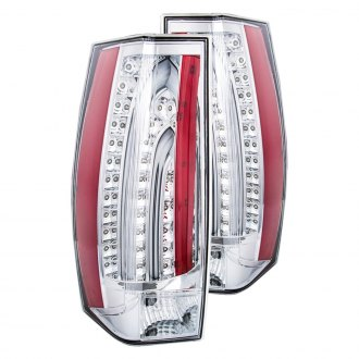 Anzo® - Chrome LED Tail Lights G6