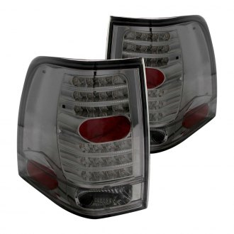 Anzo® - Smoke LED Tail Lights