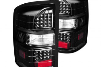 Anzo® - Custom Tail Lights