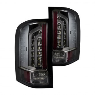 Anzo® - Fiber Optic LED Tail Lights