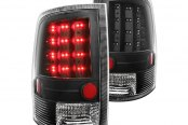 Anzo® - LED Tail Lights