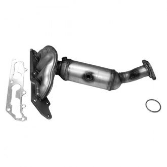 AP Exhaust® - Direct Fit Exhaust Manifold with Integrated Catalytic Converter
