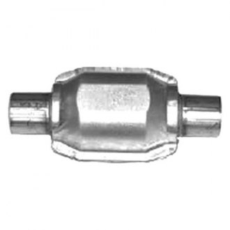 AP Exhaust® - Universal Fit Round Body Catalytic Converter