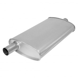 AP Exhaust® - Enforcer Series Aluminized Enforcer Glasspack Muffler