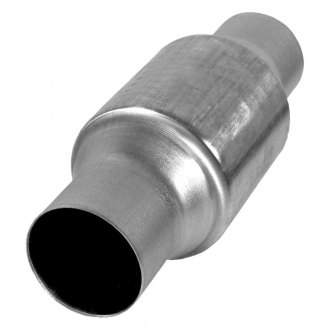 AP Exhaust® - Standard Duty Spun Body Universal Fit Round Body Catalytic Converter