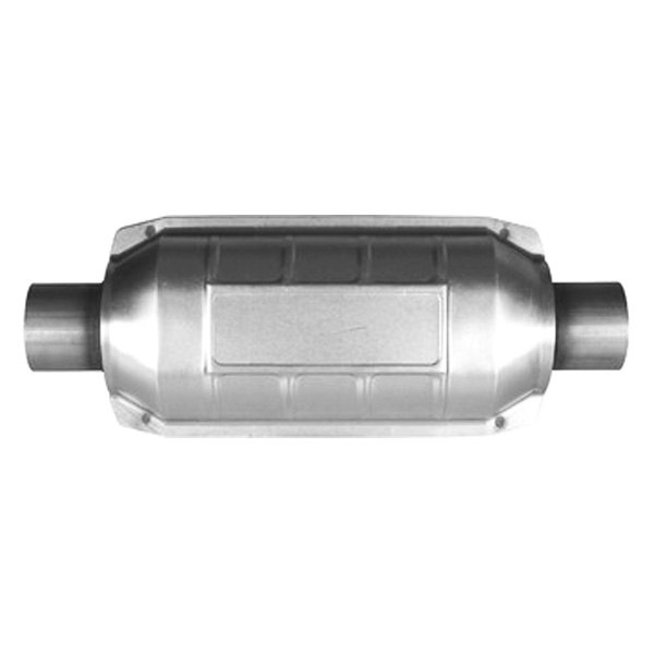 Ap Exhaust® Enhanced Standard Duty Universal Fit Oval Body Catalytic Converter: Catalytic Converters Are Generally Made From At Woreks.co