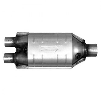 AP Exhaust® - Universal Fit Catalytic Converter
