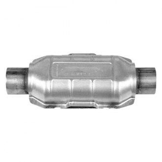 AP Exhaust® - 608 Series Universal Fit Oval Body Catalytic Converter