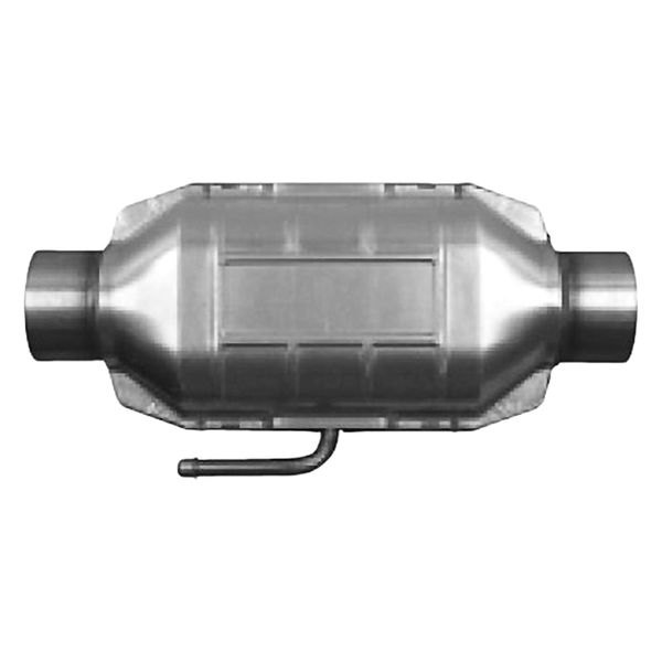 AP Exhaust® - Special Body Universal Fit Oval Body Catalytic Converter
