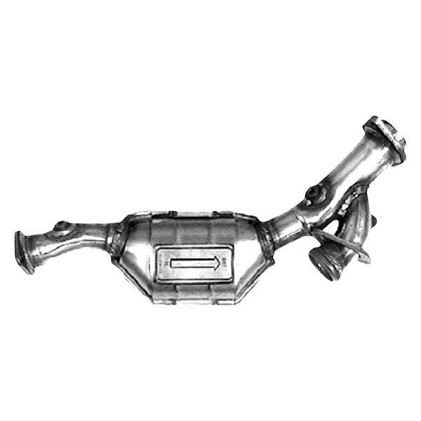 Ap Exhaust® Direct Fit Catalytic Converter: Catalytic Converter Mitsubishi Montero 2001 At Woreks.co