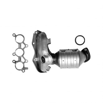 AP Exhaust® - Exhaust Manifold with Integrated Federal Catalytic Converter