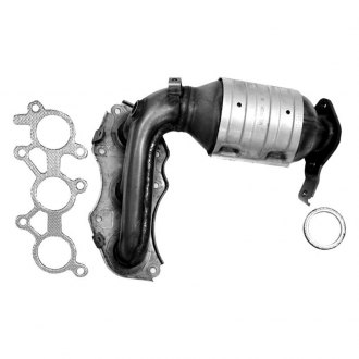 AP Exhaust® - Exhaust Manifold with Integrated Catalytic Converter