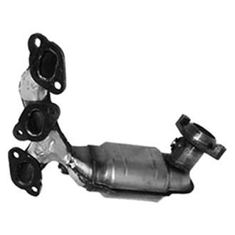AP Exhaust® - Direct Fit Catalytic Converter with Integarted Exahust Manifold