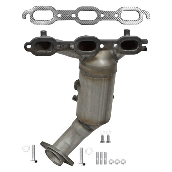 2008-2010 Chrysler Town /& Country 4.0L Direct-Fit Exhaust Catalytic Converter