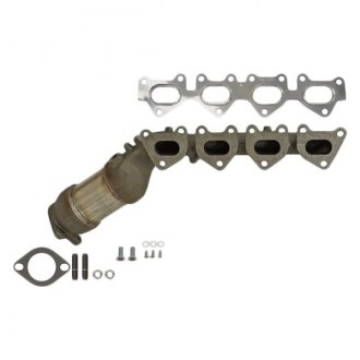 AP Exhaust® - ECO III Direct Fit Exhaust Manifold with Integrated Catalytic Converter