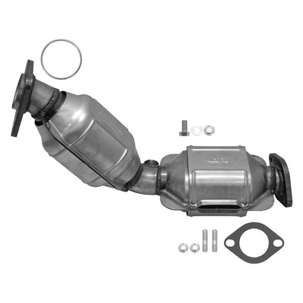 Ap Exhaust® Direct Fit Catalytic Converter: G35 Catalytic Converter At Woreks.co