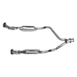 AP Exhaust® - Direct Fit Catalytic Converter and Pipe Assembly