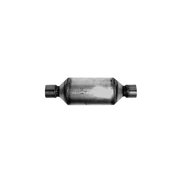 Ap Exhaust® Universal Fit Round Body Catalytic Converter: Catalytic Converter For 1999 Chevy Blazer At Woreks.co