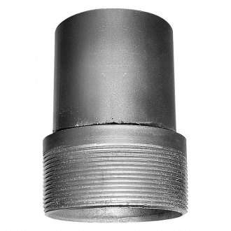 AP Exhaust® - Aluminized Steel Threaded Pipe Adapter
