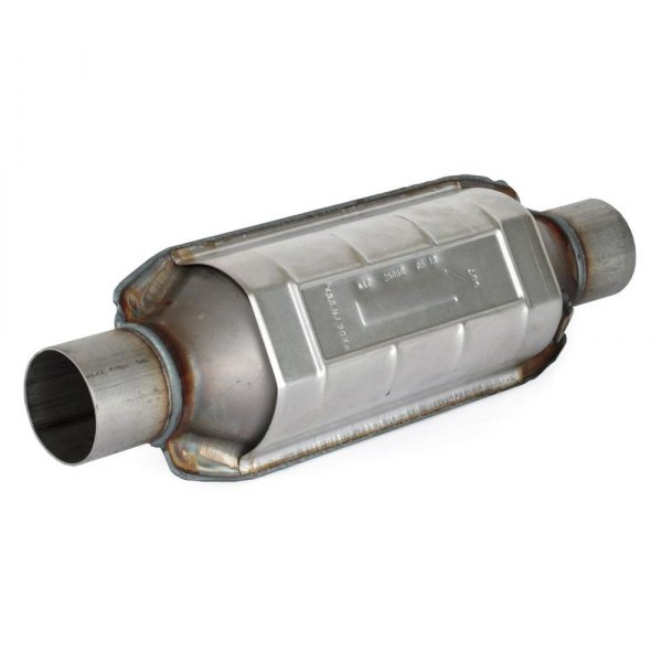 AP Exhaust® - Standard Duty Universal Fit Oval Body Catalytic Converter