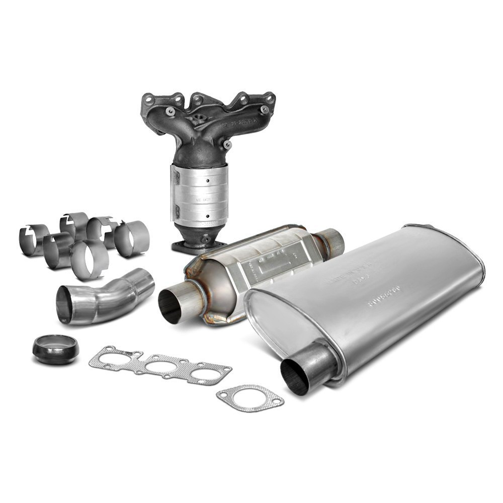 AP Exhaust® - Replacement Exhaust Kit