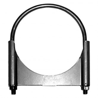 AP Exhaust® - Heavy Duty Mild Steel Guillotine Exhaust Clamp