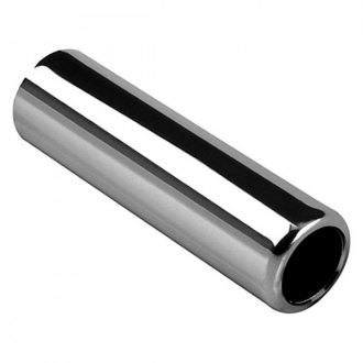 AP Exhaust® - Xlerator Stainless Steel Pencil Style Round Weld-On Exhaust Tip