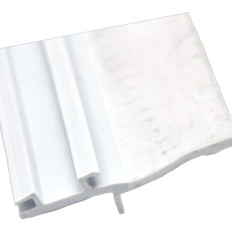 "AP Products® - EK Seal Base with 2"" Wiper White 1/2"" x 2-3/4"" x 35'"