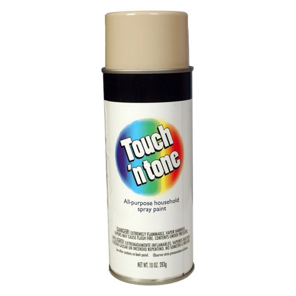 AP Products® - Touch N Tone 10 oz. Almond Spray Paint